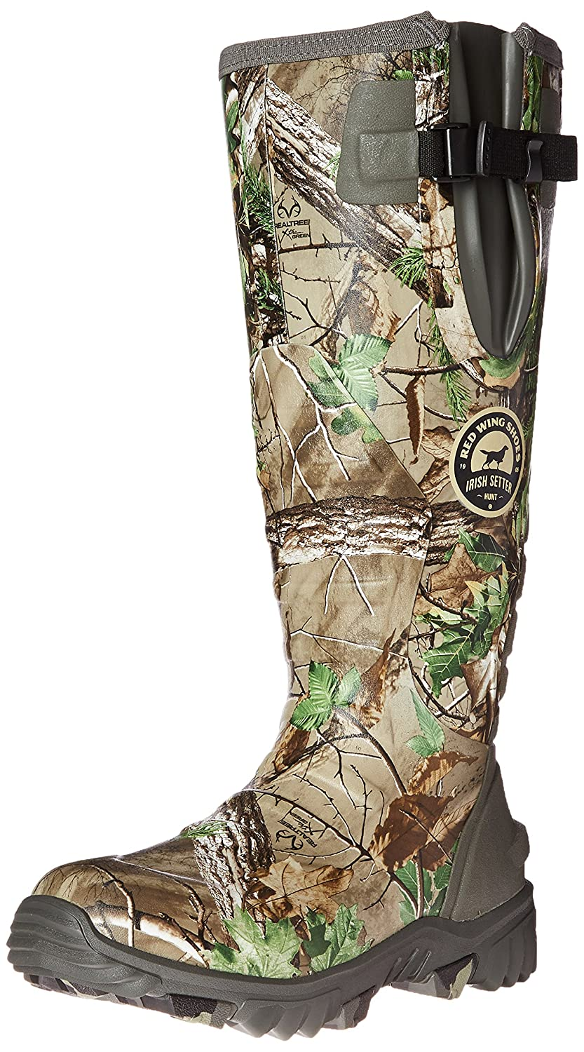 """Men's 4882 Rutmaster 2.0 17"""" Uninsulated Rubber Boot"""