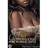 His Command: BWWM Billionaire Erotica (Mile High BWWM Series Book 3)