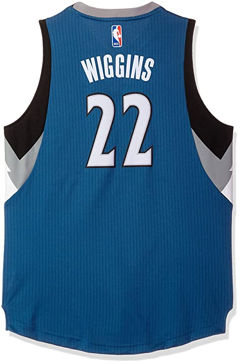 Image Unavailable. Image not available for. Color  Outerstuff NBA Minnesota  Timberwolves Andrew Wiggins Boys Player Swingman Road ... eabfa1991
