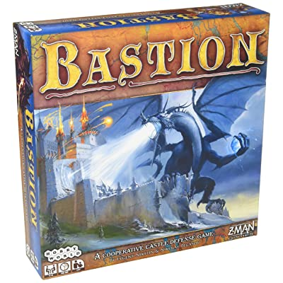 Bastion: Toys & Games