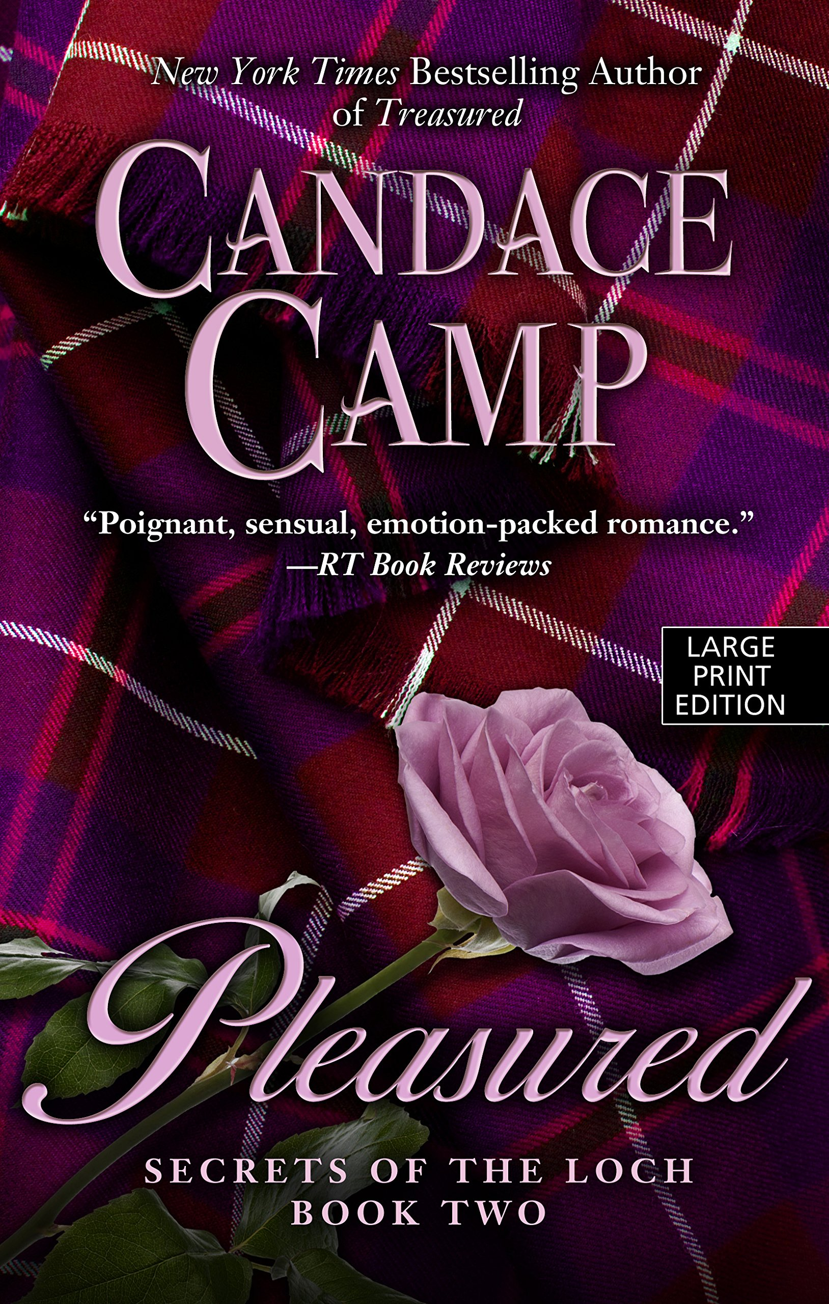 Read Online Pleasured (Secrets of the Loch) PDF