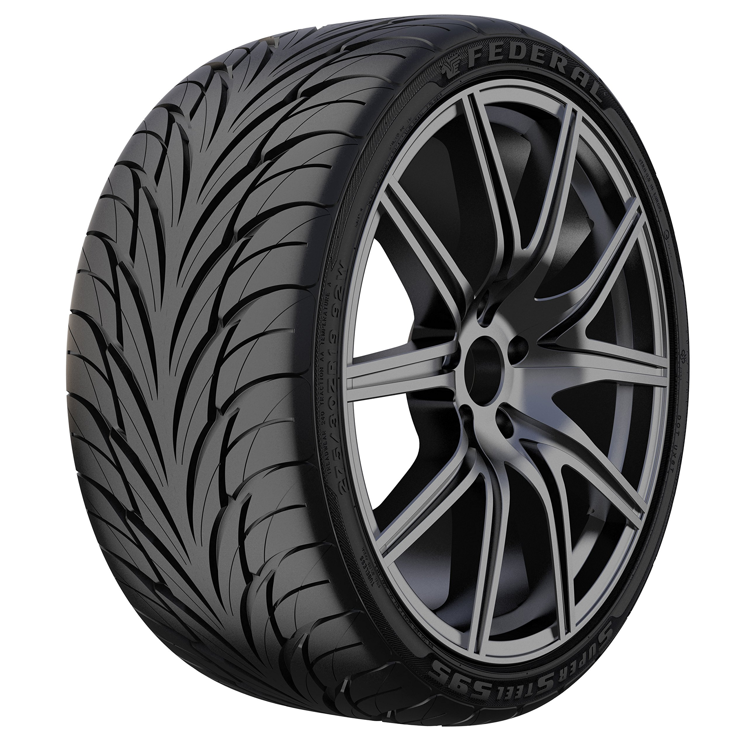 Federal SS-595 Performance Radial Tire - 225/35R18 83W by Federal (Image #1)