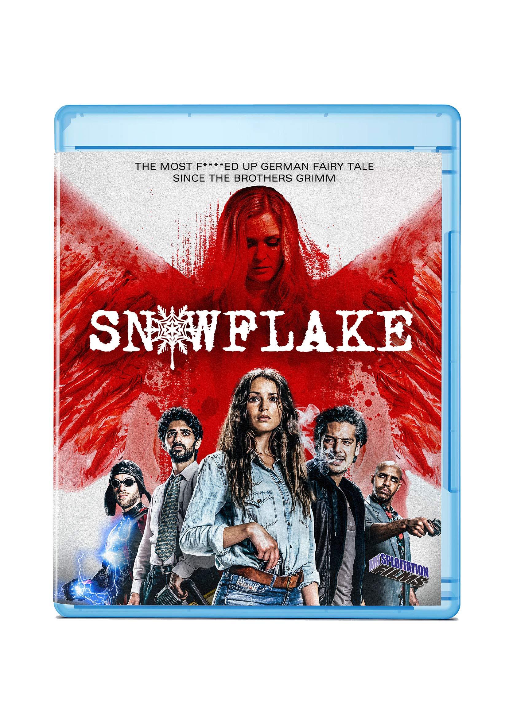 Blu-ray : Snowflake (Dolby, AC-3)