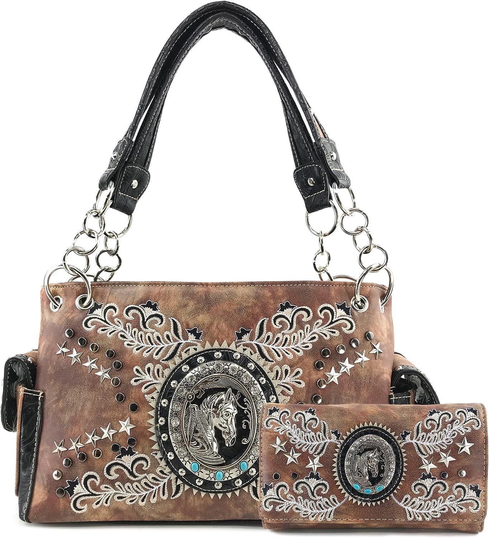 KEAKIA Pink Unicorn Round Crossbody Bag Shoulder Sling Bag Handbag Purse Satchel Shoulder Bag for Kids Women