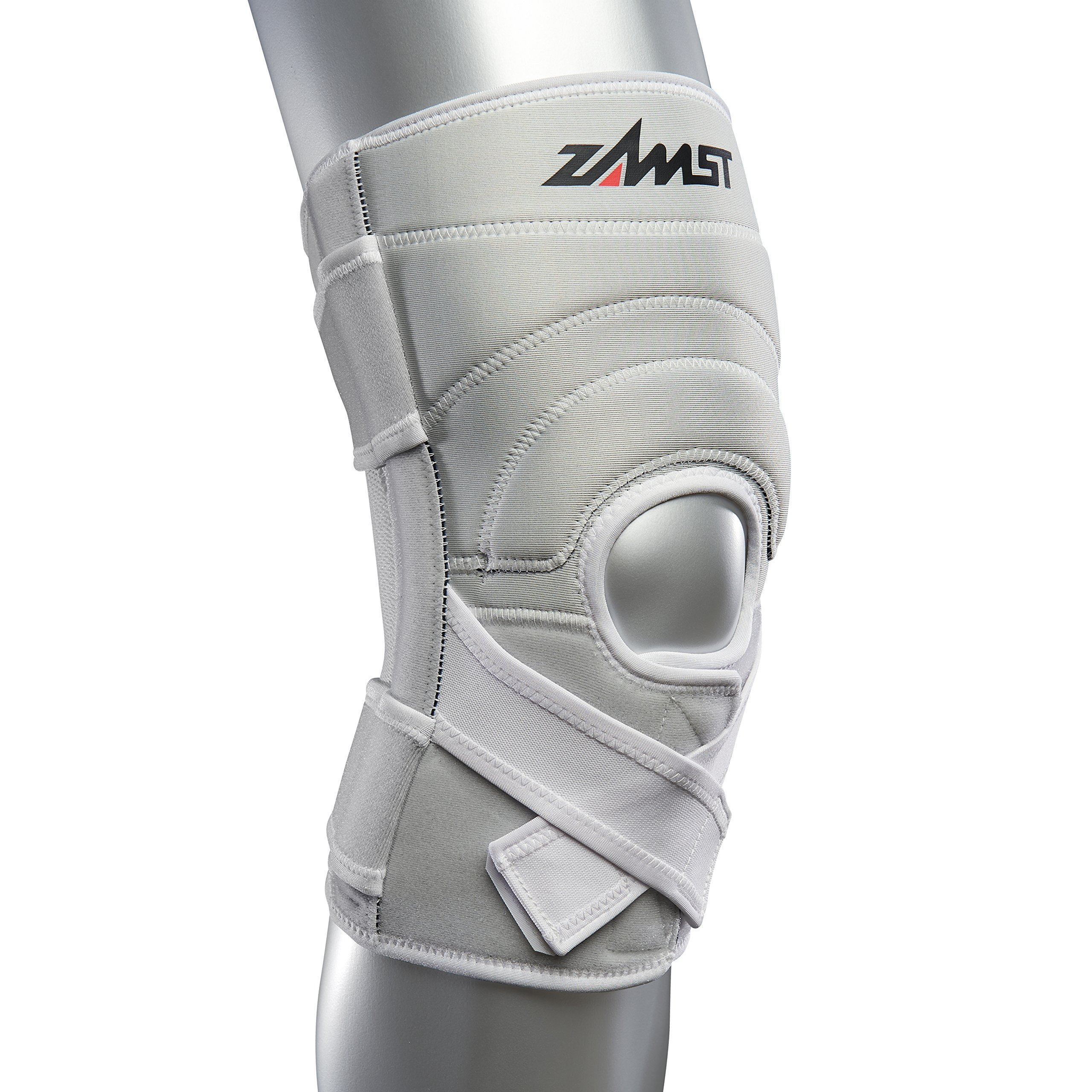 Zamst ZK-7 Knee Brace, White, X-Large by Zamst (Image #1)