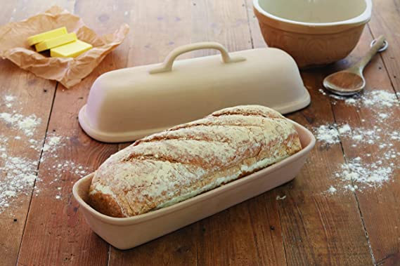 Kitchen Craft - Molde de Campana Rectangular para Hornear Pan, 39 ...