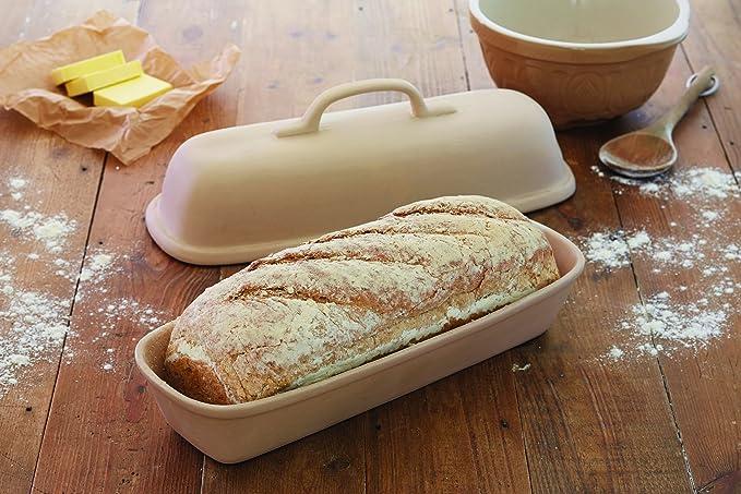 Kitchen Craft - Molde de Campana Rectangular para Hornear Pan, 39 ...