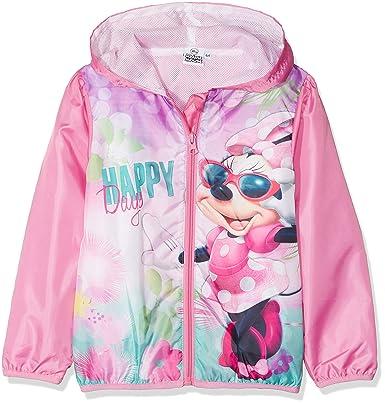 Fille Veste Disney Vêtements Minnie Mouse Imperméable Iq8Sa