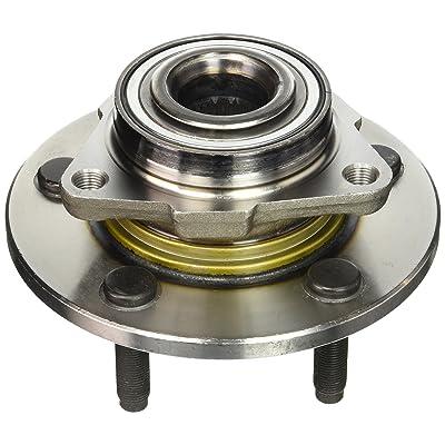 Mevotech H515072 Wheel Bearing and Hub Assembly: Automotive