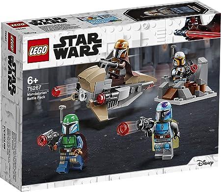 Lego Star Wars - Pack de Combate: Mandalorianos, Juguete ...