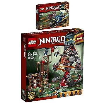 2 70626 L'éclair Du Set Lego 70622 En Ninjago DésertL Parties dCerBxoW