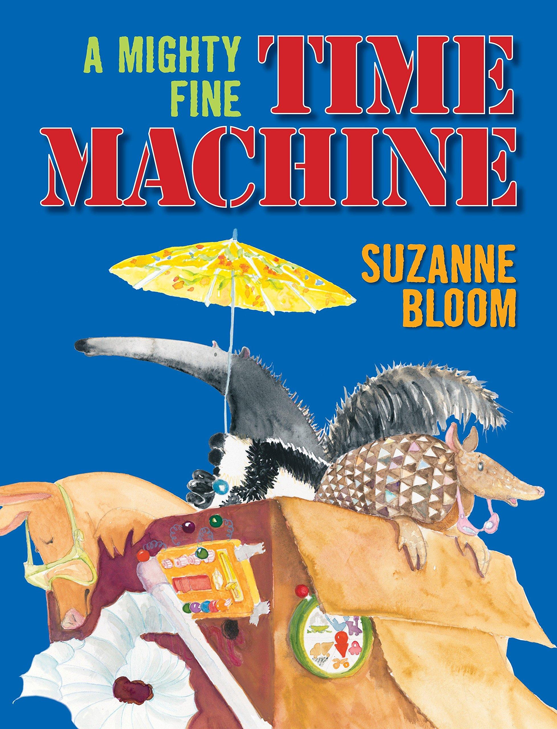A Mighty Fine Time Machine ebook