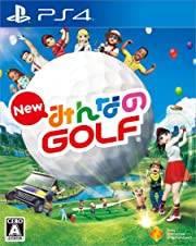 【PS4】New みんなのGOLF【早期購入特典】