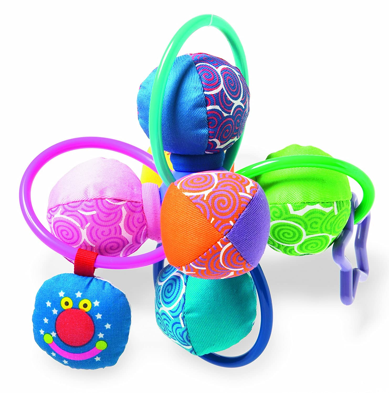 Amazon Manhattan Toy Whoozit Wiggle Ball Toys & Games
