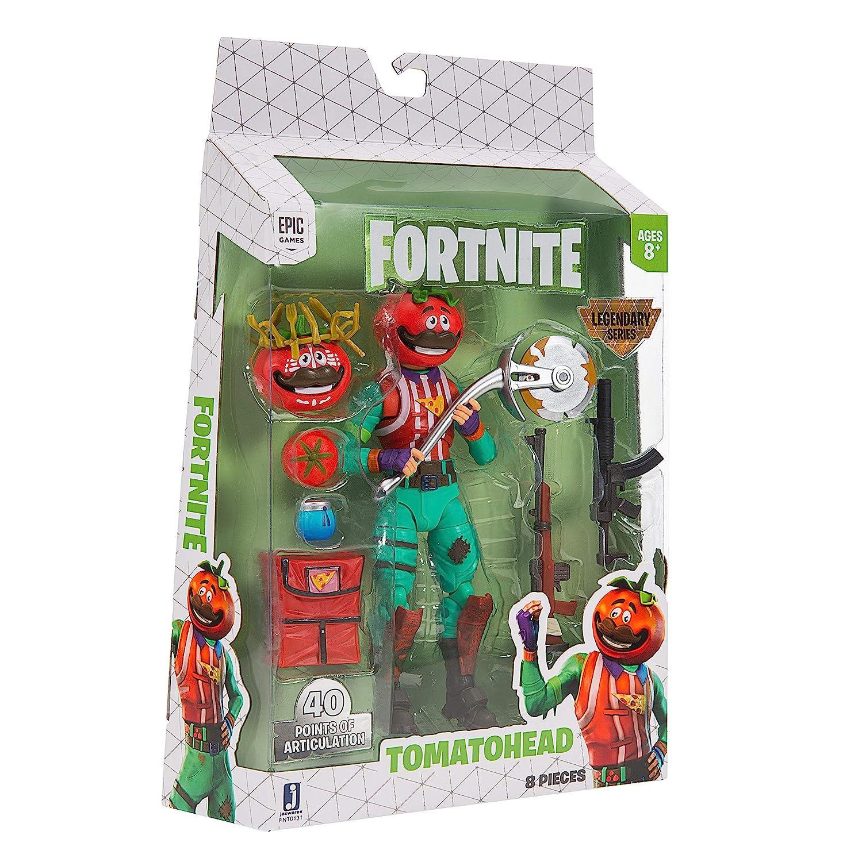 Fortnite FNT0131 Tomatohead Legendary Series Figura,