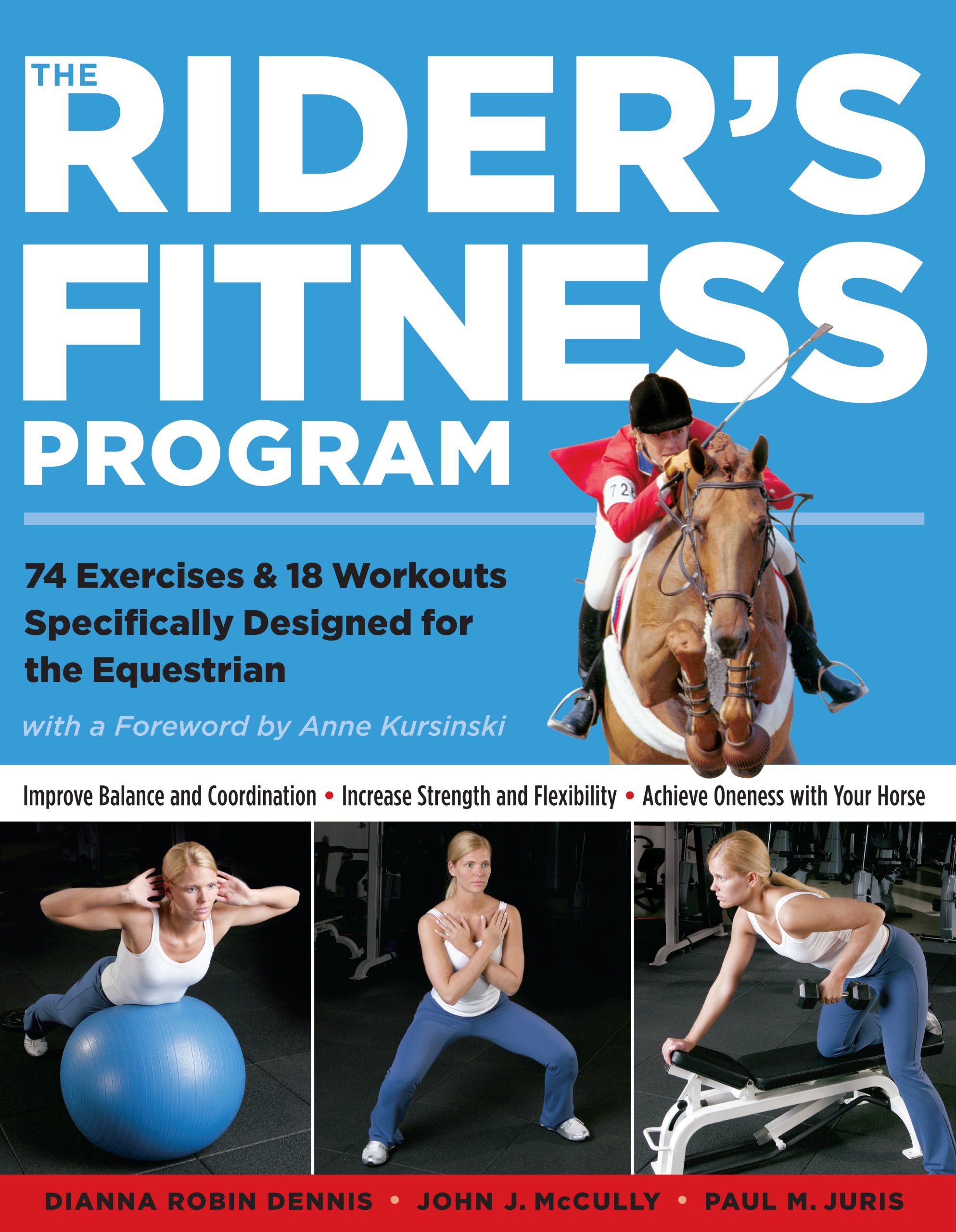 Gen x labs sports amp fitness performance kit 11 week program 4 - The Rider S Fitness Program 74 Exercises 18 Workouts Specifically Designed For The Equestrian Dianna Robin Dennis Johnny J Mccully Paul M Juris
