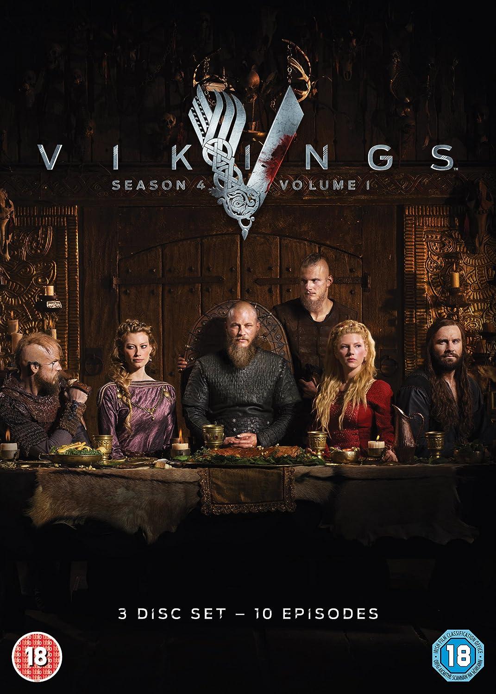 Vikings Temporada 4  BrRip 720p Dual Latino/Ingles