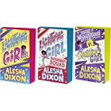 Alesha Dixon Lightning Girl 1-3 Books Collection Set (Lightning Girl, Superhero Squad, Secret Supervillain)