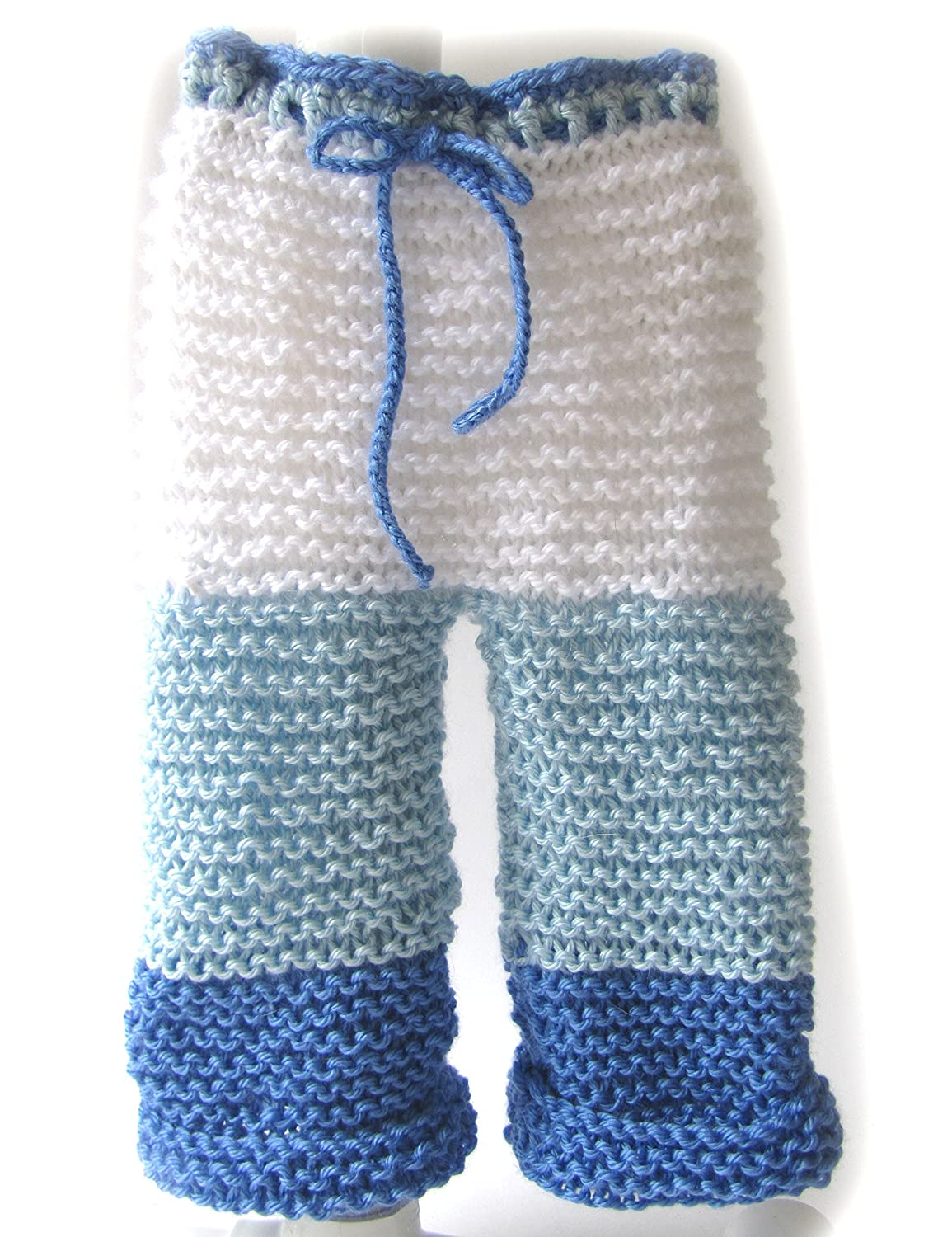 KSS Handmade Knitted Ombre Pants 6 Months