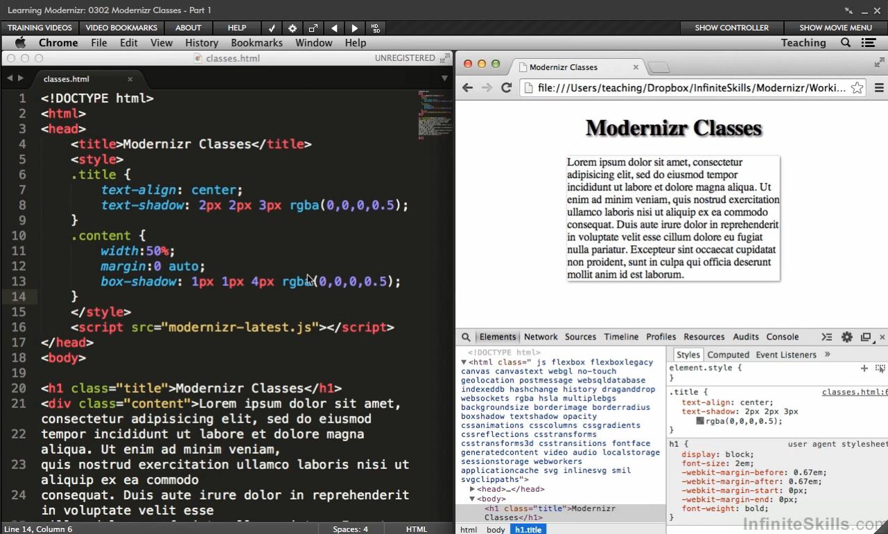 Amazon com: Learning Modernizr [Online Code]: Software