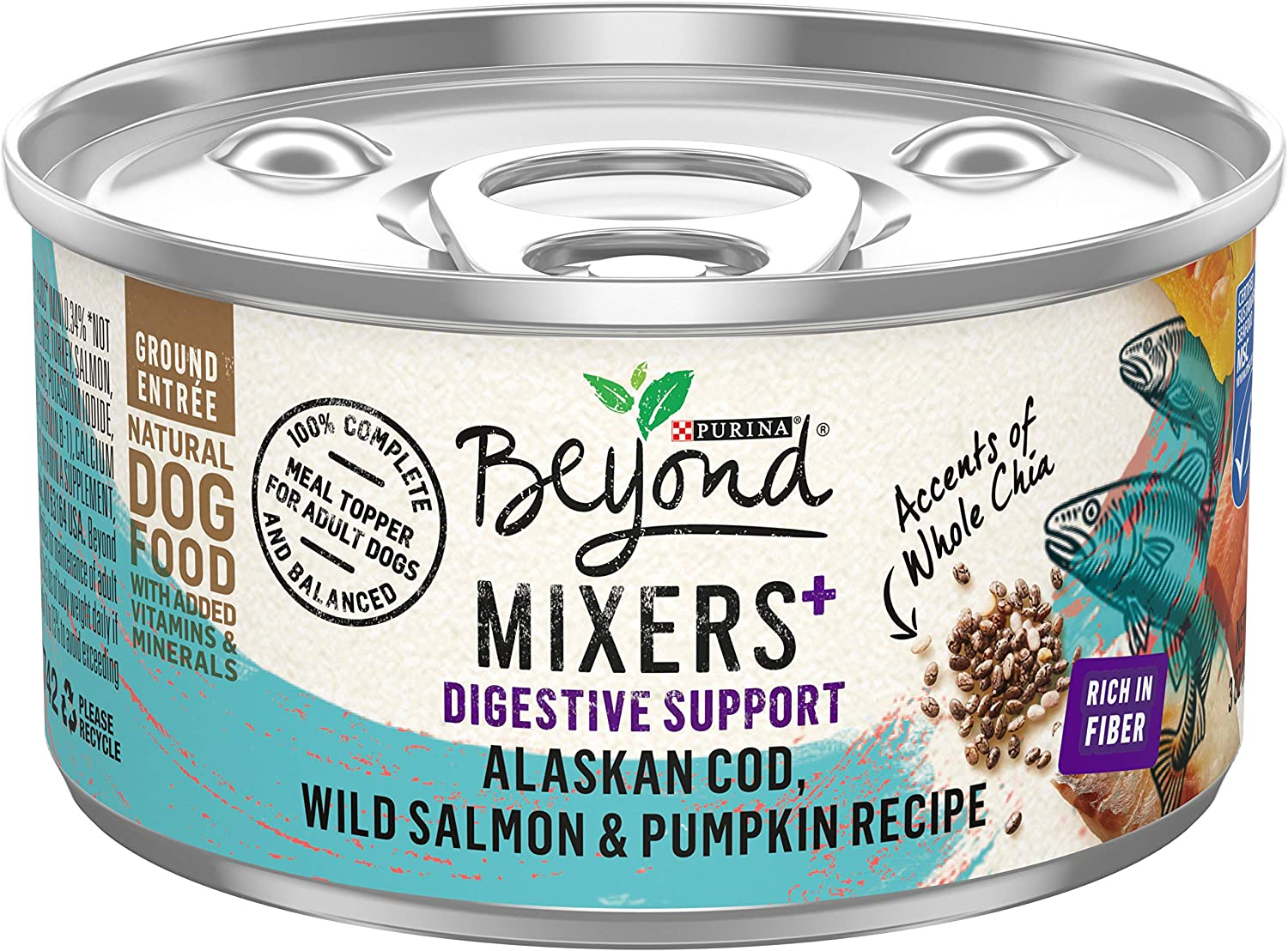 Purina Beyond Grain Free, Natural, Adult in Gravy Wet Dog Food & Dog Food Toppers (Packaging May Vary)