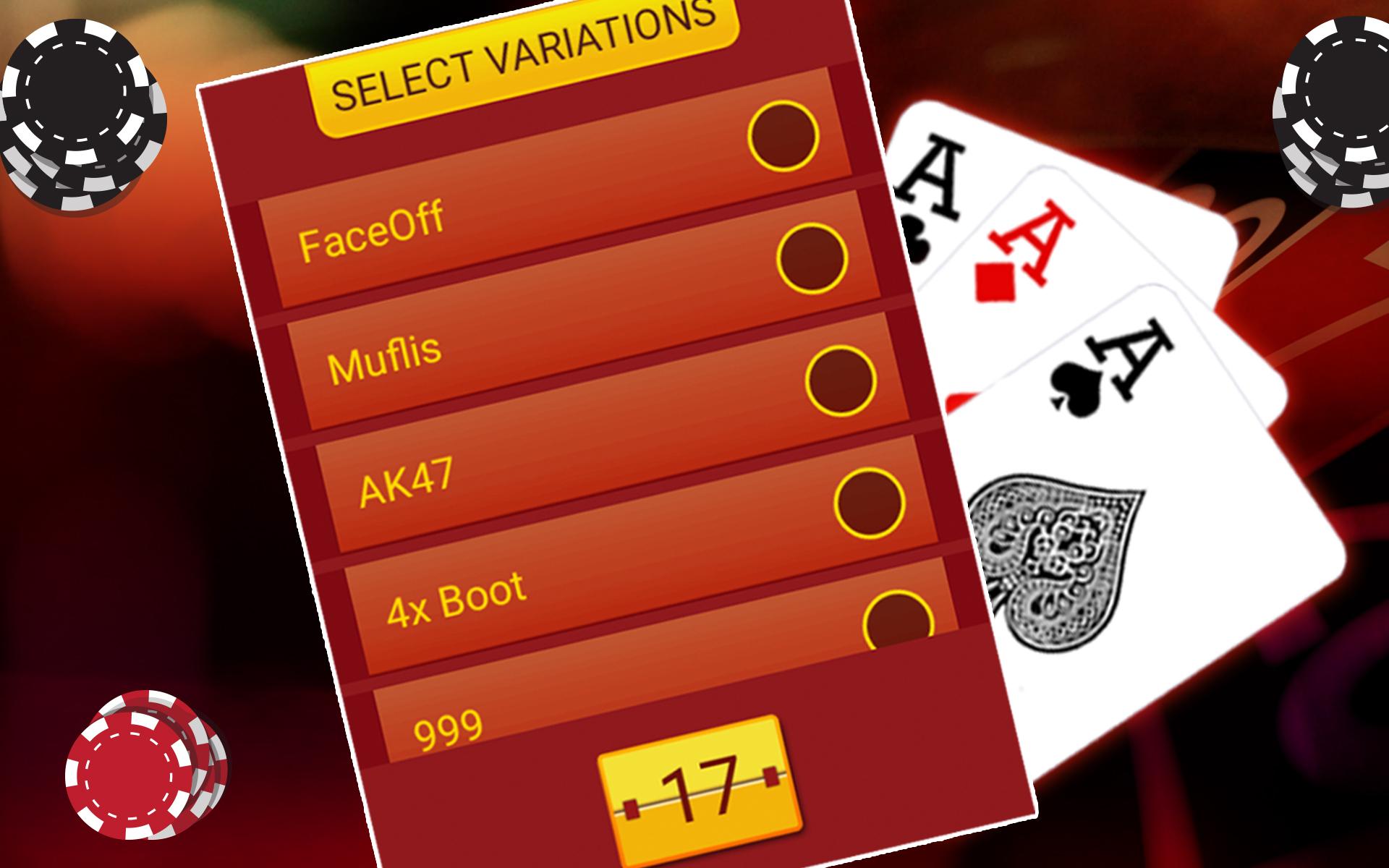 Indian Poker