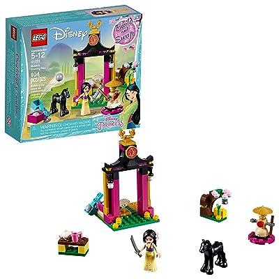 LEGO Disney Princess Disney Princess Mulan's Training Day 41151,,: Toys & Games