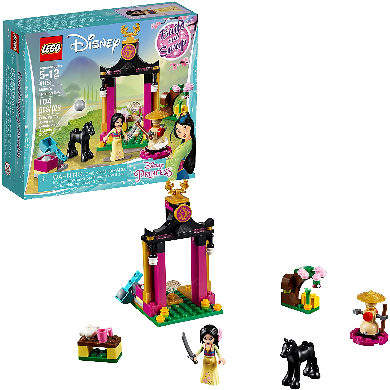 LEGO Disney Princess Disney Princess Mulan\'s Training Day 41151,,
