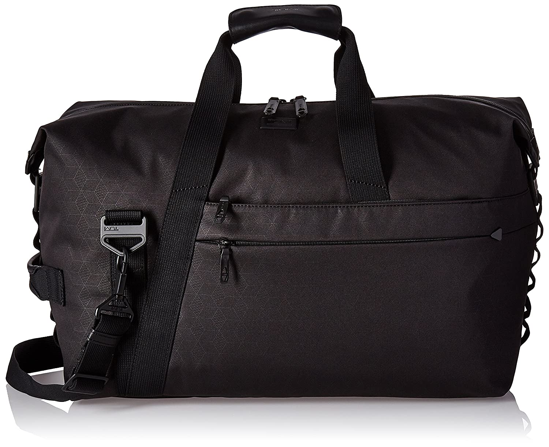 TUMI Tahoe Sonoma Day Duffel Bag, Black, One Size (Model:0798643D) TUMIC