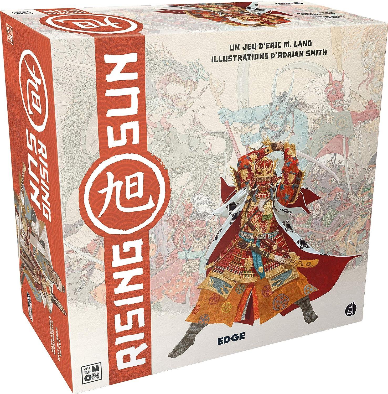 Edge- Rising Sun, EFCMRS01: Amazon.es: Juguetes y juegos