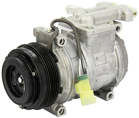 Denso DCP14002 - Compresor De Aire Acondicionado