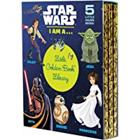 Star Wars: I Am a Little Golden Book Library