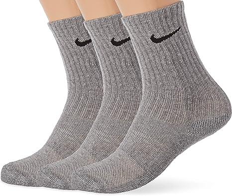 Nike Performance Cushioned Crew, Calcetines Unisex Niños