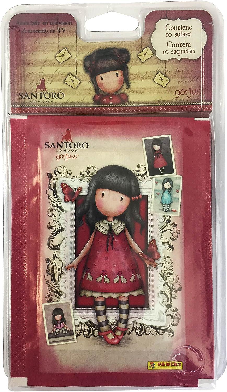 Santoro London Gorjuss minimo 3 figurine Panini mancolista per album completo