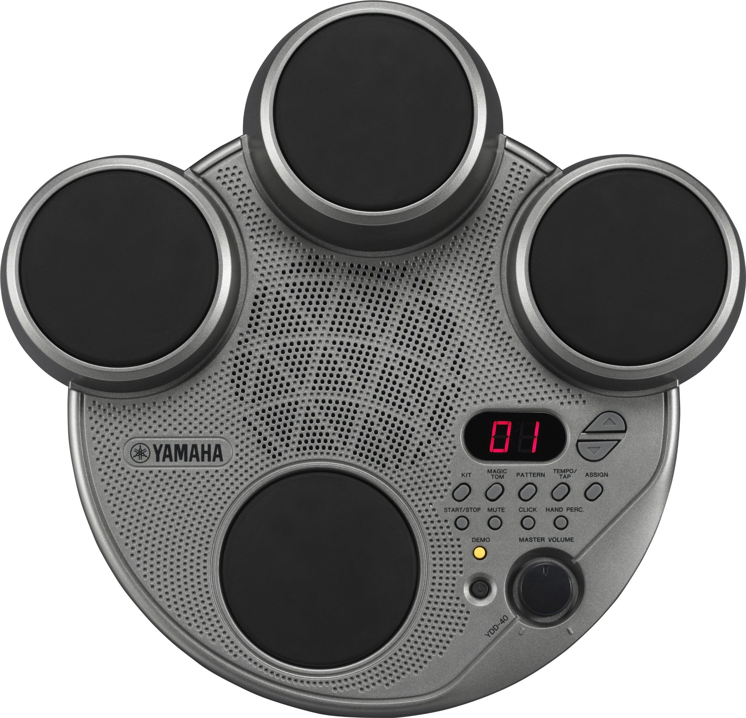 Yamaha YDD40 Portable Digital Electronic Drums