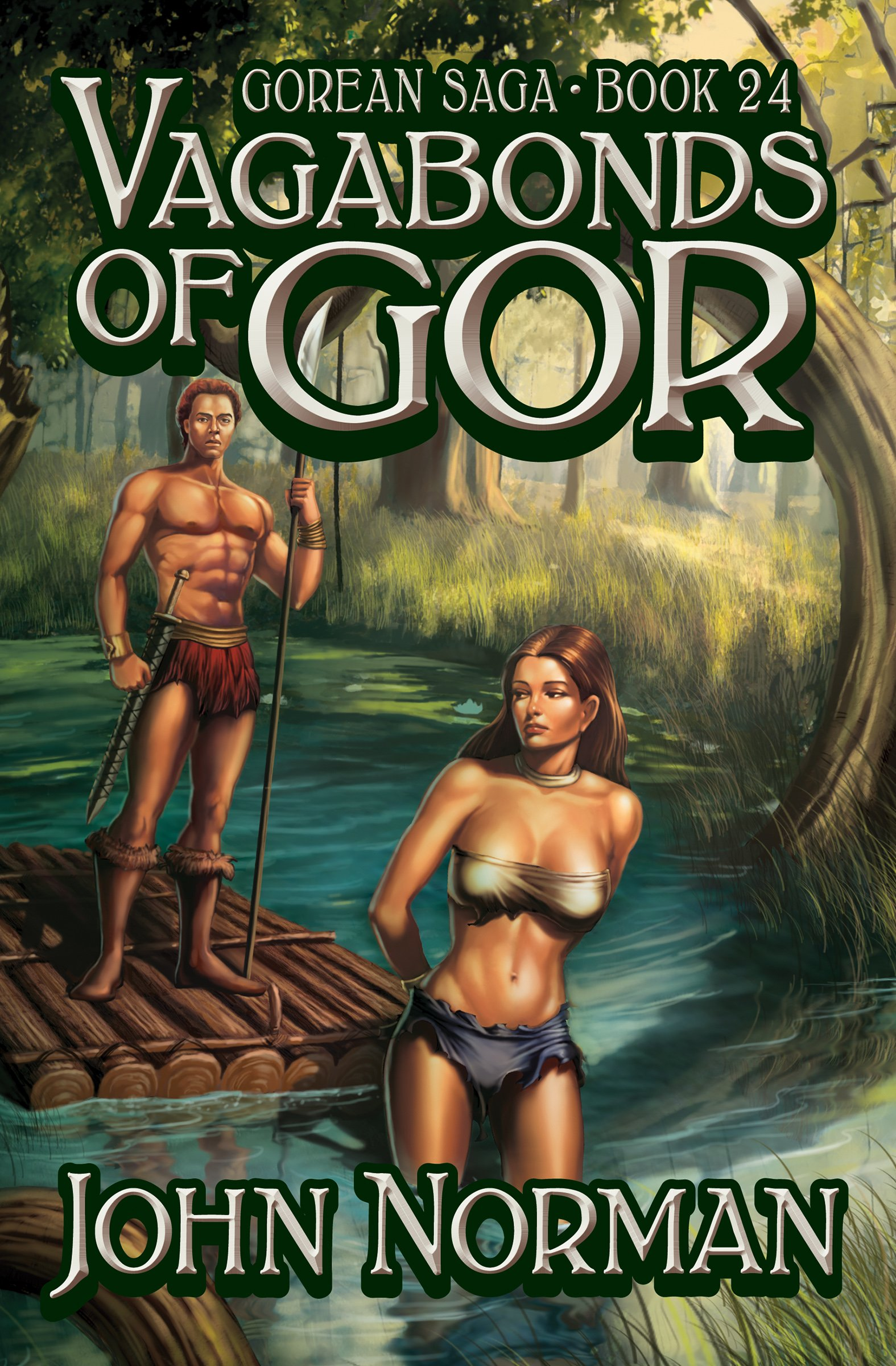 John Norman – Vagabonds of Gor (Gor 24)