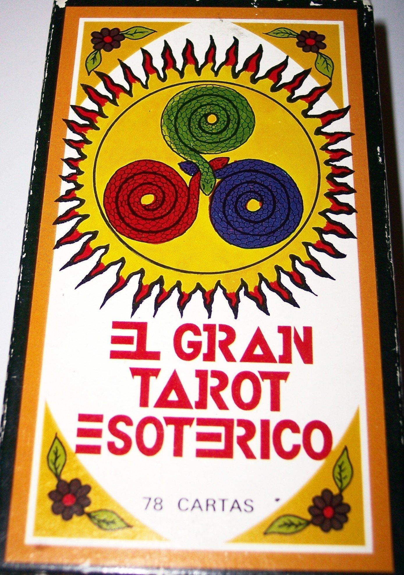 El Gran Tarot Esoterico Deck: The Great Esoteric Tarot ...