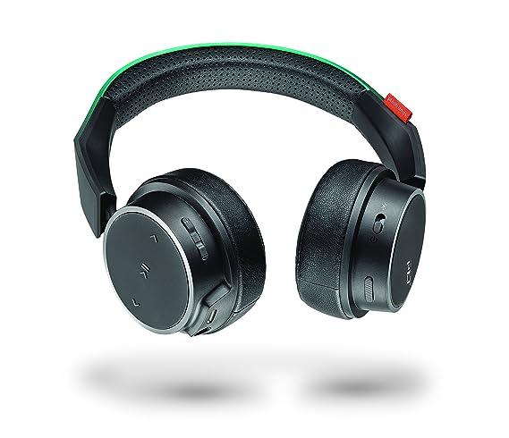 Plantronics BackBeat FIT 500 Negro, Verde Azulado Supraaural Diadema Auricular: Amazon.es: Electrónica