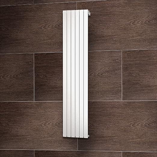 Wohnraum-Heizkörper Rom, Anschluss unten seitlich, 200x46 cm, 1127 ...