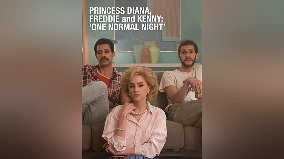 Princess Diana, Freddie and Kenny: 'One Normal Night'