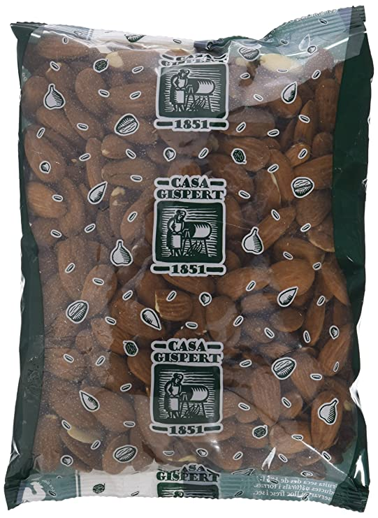 Casa Gispert Almendra En Granillo Frutos Secos - 500 gr: Amazon.es: Alimentación y bebidas