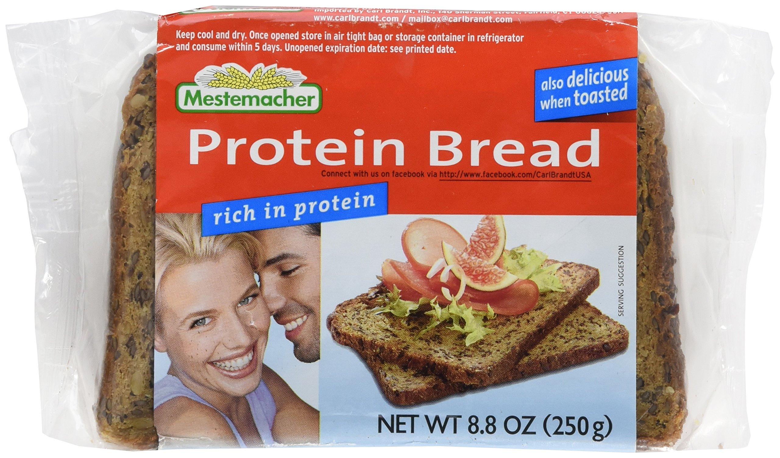 Mestemacher, Bread Protein, 8.8 Ounce