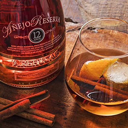 AREHUCAS Ron Reserva Special 12 años Rum (1 x 0,7 l ...
