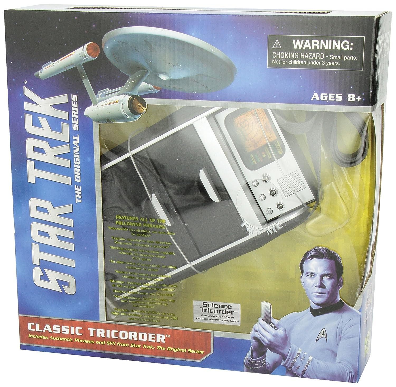 DIAMOND SELECT TOYS Star Trek The Original Series Tricorder MAY084717