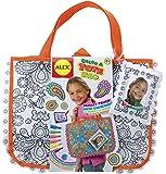 ALEX Toys Color a Bag & Accessories Color A Tote Bag