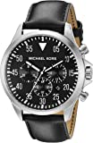 Michael Kors Men's Gage Black Watch MK8442