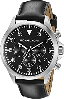 9060cd1b2be7 Amazon.com  Michael Kors Men s Gage Brown Watch MK8362  Michael Kors ...