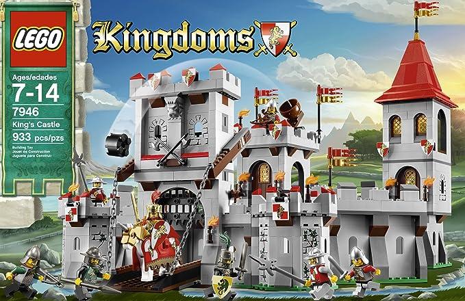 LEGO Kingdoms 7946 Soldier Minifigure New