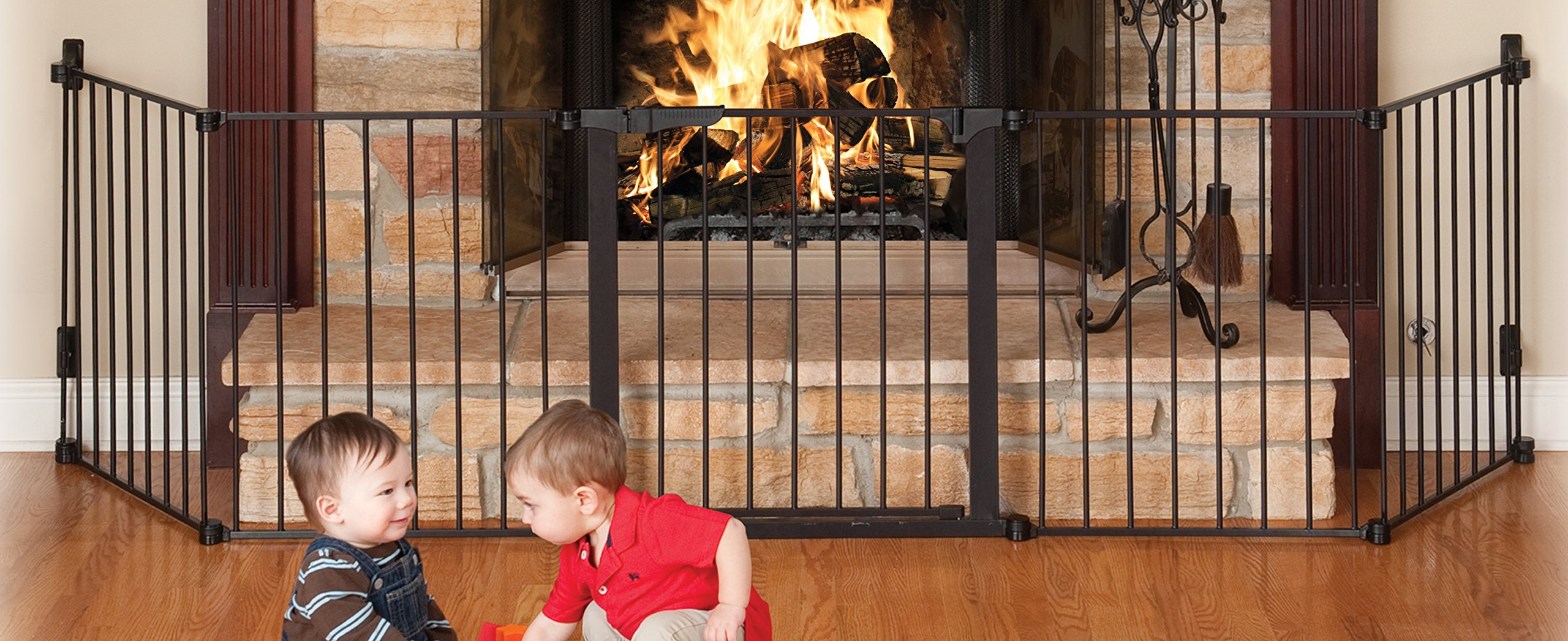 Auto Close HearthGate Pet Gate by KidCo (Image #4)