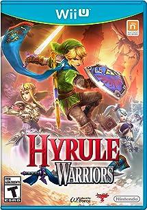 Amazon Com Hyrule Warriors Nintendo Wii U Nintendo Of America